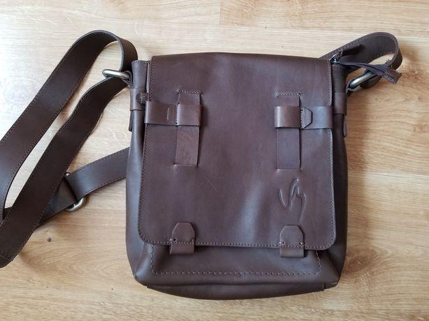 Шкіряна сумка Velez