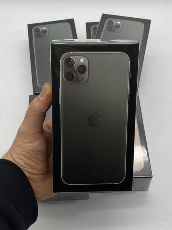iPhone 11 pro max 256 green