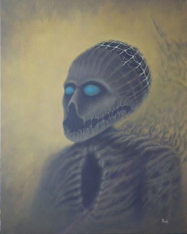 Autoportret obraz