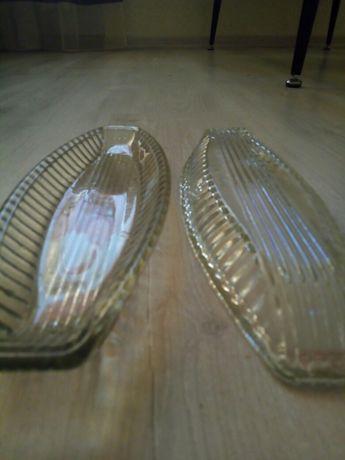 Стеклянные селёдницы