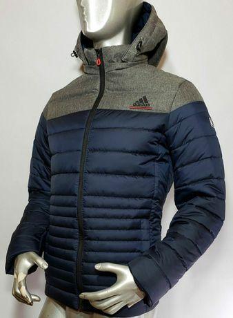 Куртка мужская демисезонная Adidas Nike Reebok Puma GM