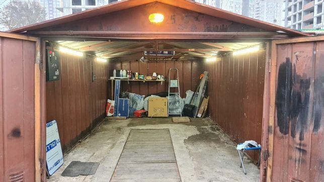 Сдам гараж Позняки 1