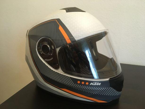 KTM kask motocyklowy