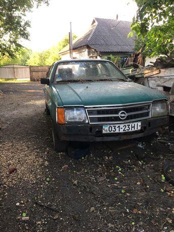 Opel Commodore 1980