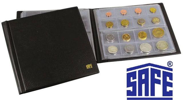 Альбом для монет SAFE - 192 монеты
