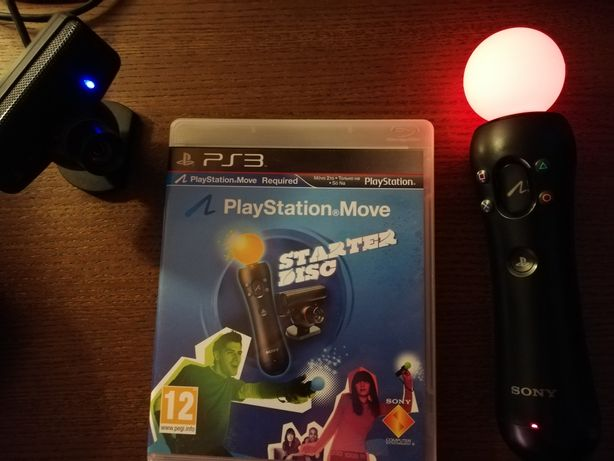 Conjunto Playstation Move (PS3)