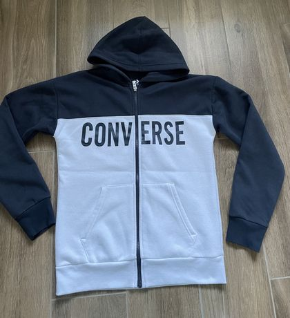 Converse bluza na zamek 13-15 lat Ideał!