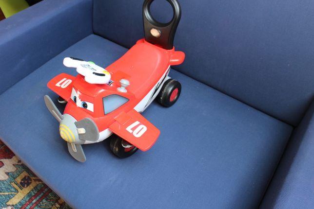Jeździk dla dziecka - samolot + gratisy
