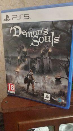 Demon souls PS 5