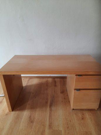 Biurko MALM Ikea