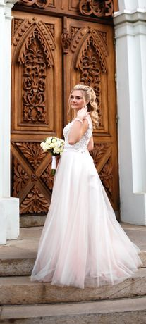 Свадебное платье для счастливой невесты!