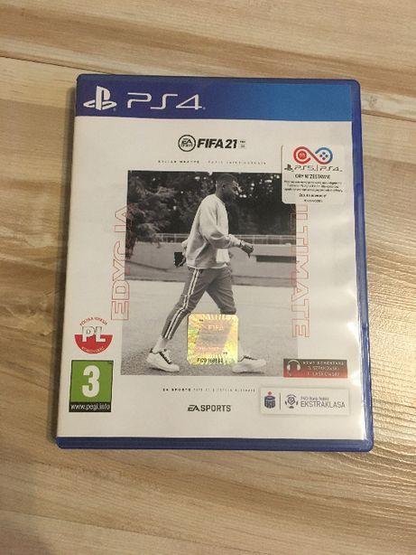 FIFA 21 PL na PS4 i PS5