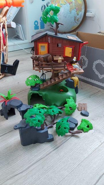 Play Mobile - domek na drzewie