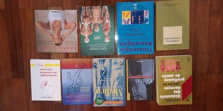 Livros técnicos na área da saúde /Medicina