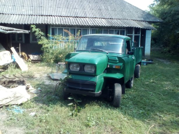 Продам .саморобний трактор
