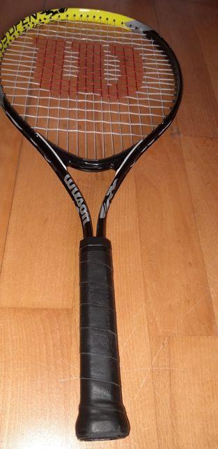 Rakieta tenisowa Wilson US Open dziecięca