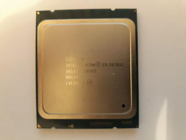 Процессор Intel Xeon E5-2670v2 socket 2011