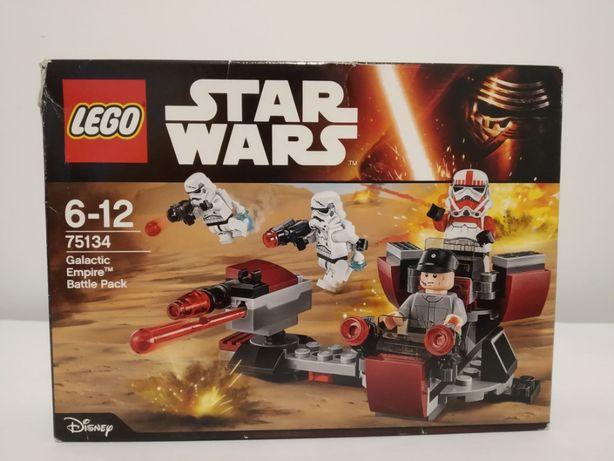 LEGO STAR WARS 75134 Galactic Empire Battle Pack NOWE