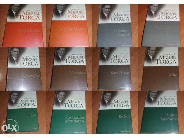 Livros Miguel Torga