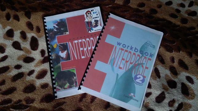 Enterrise 2 (coursebook+ workbook)- Virginia Evans- Jenny Dooley