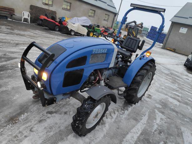 Traktorek traktor ciągnik rolniczy ogrodniczy Lenar FS 254 Mahindra