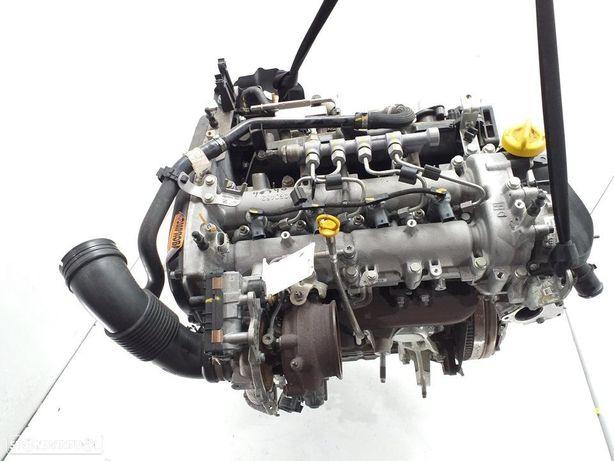 55280444 Motor JEEP RENEGADE SUV (BU, B1)