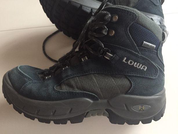 Ботинки зимние gor-tex