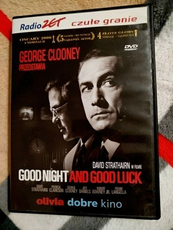 Good night and good luck DVD film