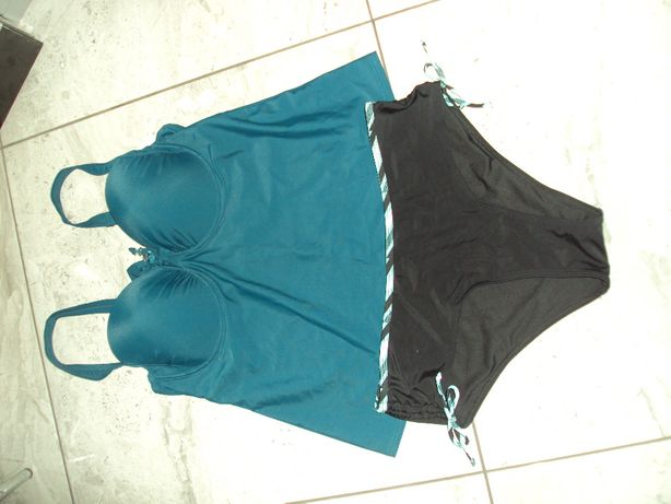 strój kąpielowy r 44 C tankini
