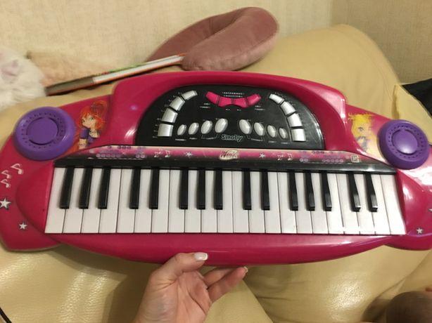 Пианино Smoby