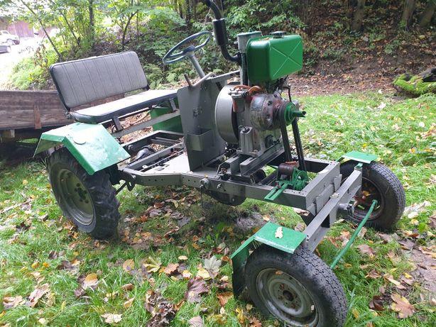 Sam Traktor Esiok S7 301d Andoria
