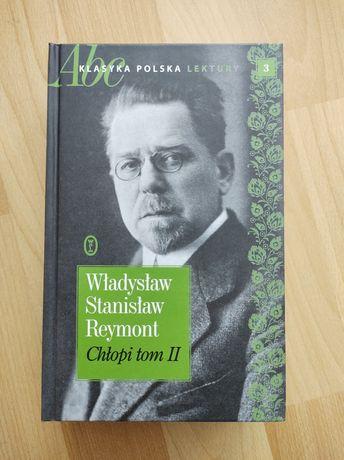Władysław Stanisław Reymont 'Chłopi' Tom II
