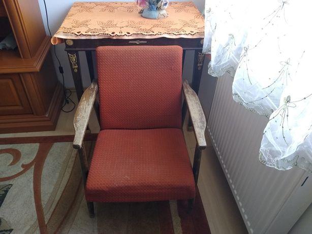 Sprzedam fotel lisek PRL