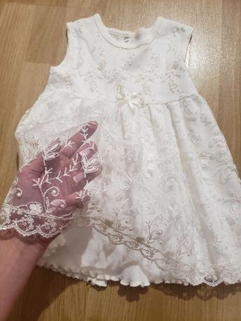 Платье нарядное 1,5-3 г.