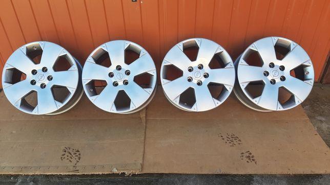 Felgi aluminiowe 17 5x110 Opel Vectra, Astra, Signum Super stan