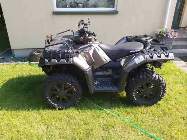 Polaris sportsman 850 quad atv 2013