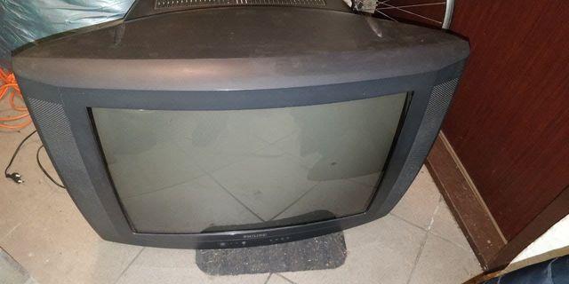 """Niezbyt płaski TV CRT 28"""" Philips 28PT4475/58"""