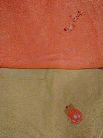 2 Cobertores duplos Zippy