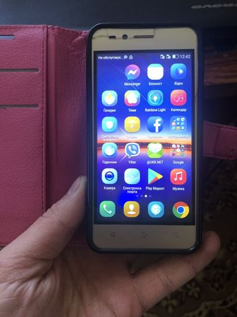 Продам телефон huawei y3 II