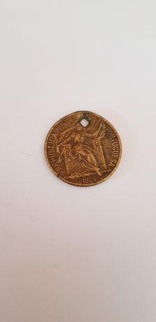 Moeda 1924 50 centacos