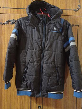 Куртка демисезонная на мальчика подростковая