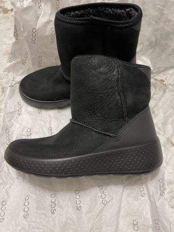Ботинки, угги , Ecco