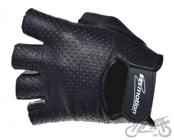 Rękawice krótkie bez palców INMOTION, na rower, siłownię do samochodu