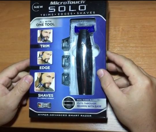 бритва для чоловіків триммер для бороди