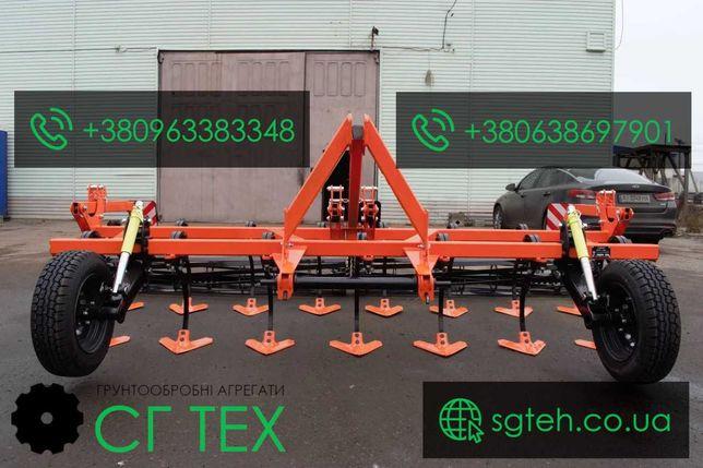 Культиватор ВЕПР з шириною захвату 3,6 м | 3,8 м | 4,2 м