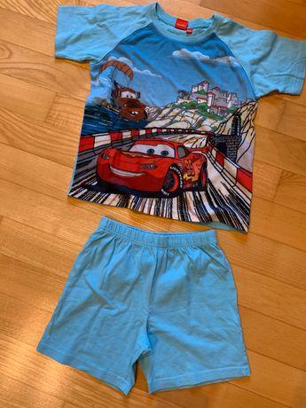 Piżama piżamka Auta Cars 98/104