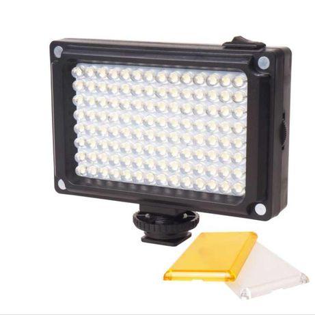 Накамерный свет LED 96 miсro USB
