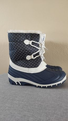Nowe, ocieplane, zimowe buty, kozaki