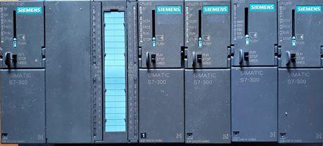 Контроллер Siemens Simatic s7 317 PN/DP CPU, PROFIBUS CP 342-5, ET200M