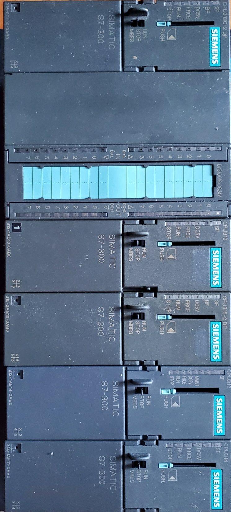 Контроллер Siemens Simatic s7 317 PN/DP CPU, ET200M